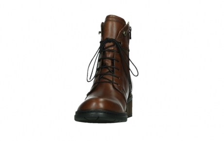 wolky lace up boots 01260 red deer 20430 cognac leather_8