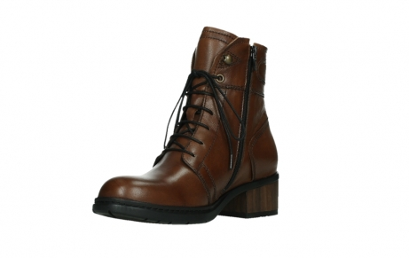 wolky lace up boots 01260 red deer 20430 cognac leather_10
