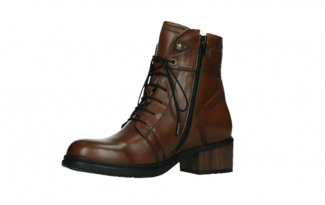 wolky lace up boots 01260 red deer 20430 cognac leather_11