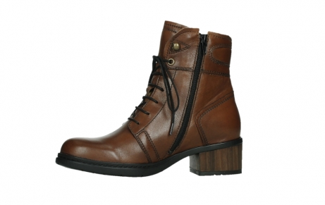 wolky lace up boots 01260 red deer 20430 cognac leather_12