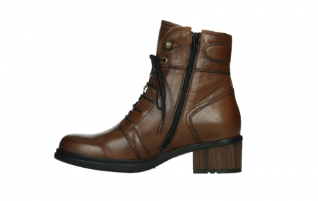 wolky lace up boots 01260 red deer 20430 cognac leather_13