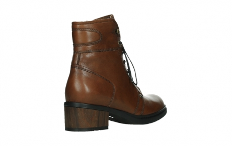 wolky lace up boots 01260 red deer 20430 cognac leather_22