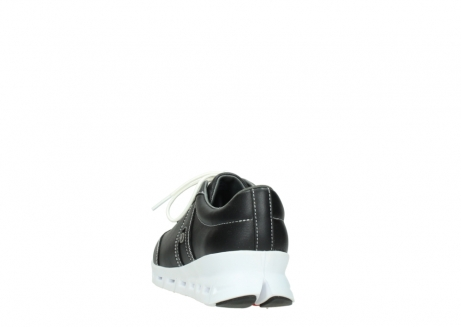 wolky lace up shoes 02050 nano 20000 black leather_6