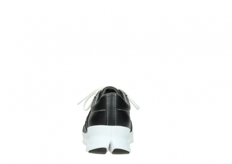 wolky lace up shoes 02050 nano 20000 black leather_7
