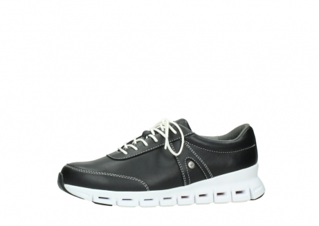 wolky lace up shoes 02050 nano 20000 black leather_24