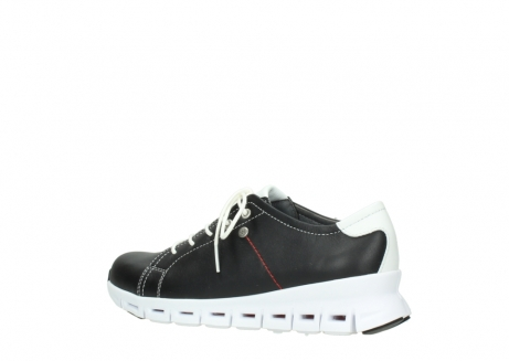 wolky sneakers 02051 mega 20000 black leather_3