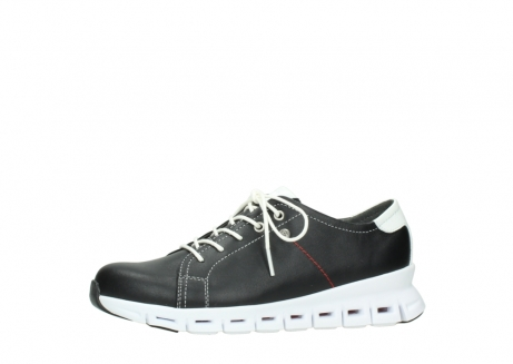 wolky sneakers 02051 mega 20000 black leather_24