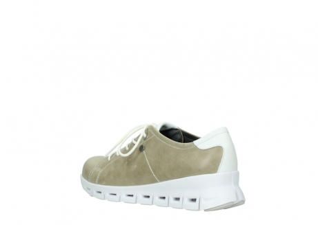 wolky sneakers 02051 mega 30381 sand white leather_4