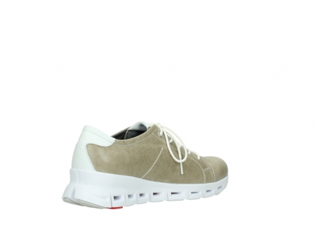 wolky sneakers 02051 mega 30381 sand white leather_10