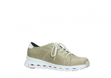 wolky sneakers 02051 mega 30381 sand white leather_15