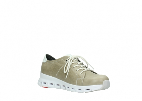 wolky sneakers 02051 mega 30381 sand white leather_16