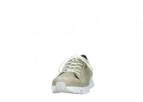 wolky sneakers 02051 mega 30381 sand white leather_20
