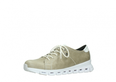wolky sneakers 02051 mega 30381 sand white leather_23