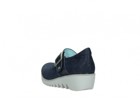 wolky mary janes 03811 silky 20800 blue leather_5