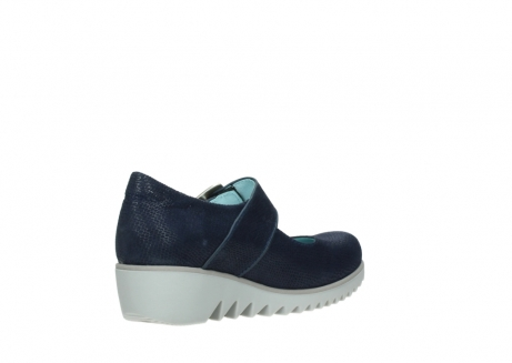 wolky mary janes 03811 silky 20800 blue leather_10
