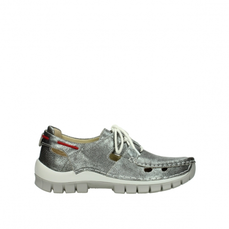 wolky lace up shoes 04707 seamy go 93200 grey leather