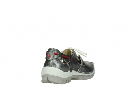 wolky lace up shoes 04707 seamy go 93200 grey leather_9