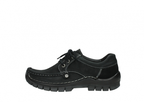 wolky lace up shoes 04734 seamy fly winter 11002 black nubuck_1