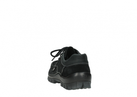 wolky lace up shoes 04734 seamy fly winter 11002 black nubuck_6