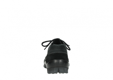 wolky lace up shoes 04734 seamy fly winter 11002 black nubuck_7