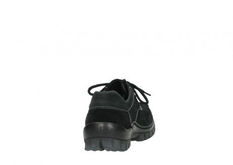 wolky lace up shoes 04734 seamy fly winter 11002 black nubuck_8