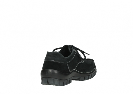 wolky lace up shoes 04734 seamy fly winter 11002 black nubuck_9