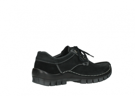 wolky lace up shoes 04734 seamy fly winter 11002 black nubuck_11