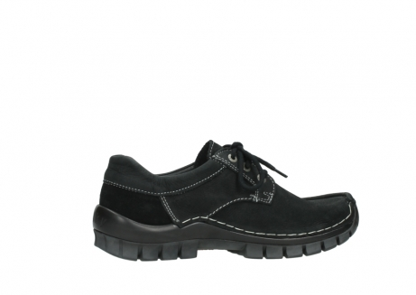 wolky lace up shoes 04734 seamy fly winter 11002 black nubuck_12