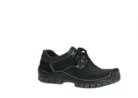 wolky lace up shoes 04734 seamy fly winter 11002 black nubuck_15