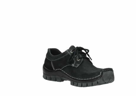 wolky lace up shoes 04734 seamy fly winter 11002 black nubuck_16