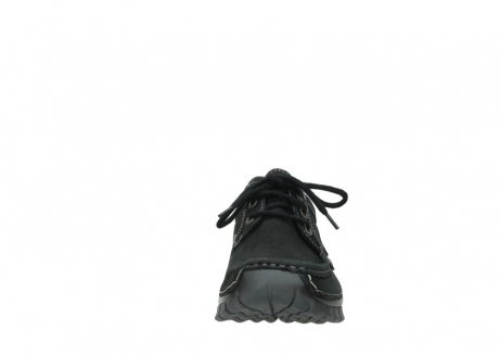 wolky lace up shoes 04734 seamy fly winter 11002 black nubuck_19