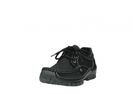 wolky lace up shoes 04734 seamy fly winter 11002 black nubuck_21