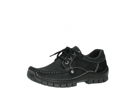 wolky lace up shoes 04734 seamy fly winter 11002 black nubuck_23