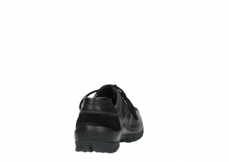 wolky lace up shoes 04734 seamy fly winter 20000 black leather_8