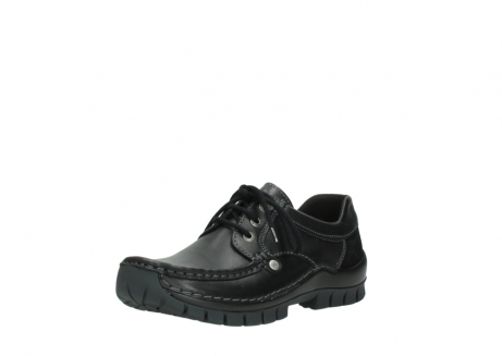 wolky lace up shoes 04734 seamy fly winter 20000 black leather_22