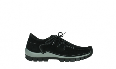 wolky lace up shoes 04737 side winter 40000 black oiled suede_1