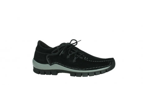 wolky lace up shoes 04737 side winter 40000 black oiled suede_2