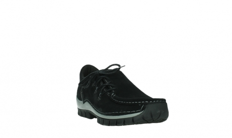 wolky lace up shoes 04737 side winter 40000 black oiled suede_5