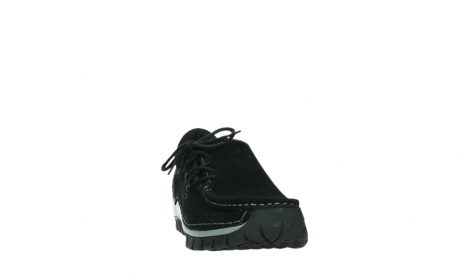 wolky lace up shoes 04737 side winter 40000 black oiled suede_6