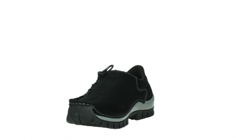 wolky lace up shoes 04737 side winter 40000 black oiled suede_9