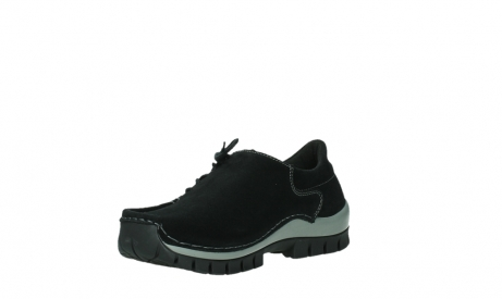 wolky lace up shoes 04737 side winter 40000 black oiled suede_10