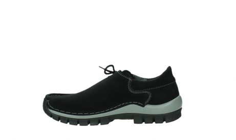 wolky lace up shoes 04737 side winter 40000 black oiled suede_13