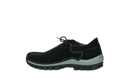 wolky lace up shoes 04737 side winter 40000 black oiled suede_14