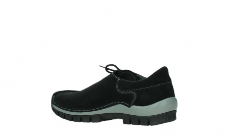 wolky lace up shoes 04737 side winter 40000 black oiled suede_15