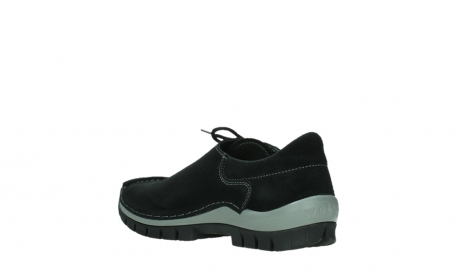 wolky lace up shoes 04737 side winter 40000 black oiled suede_16