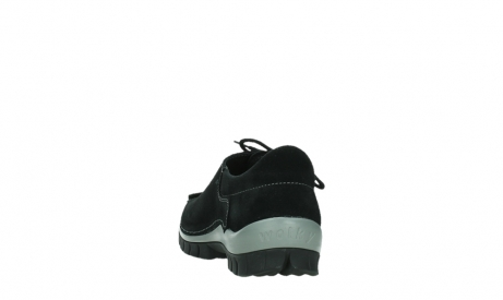 wolky lace up shoes 04737 side winter 40000 black oiled suede_18