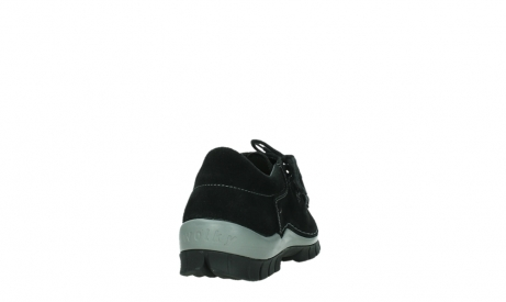 wolky lace up shoes 04737 side winter 40000 black oiled suede_20