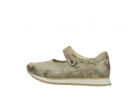 wolky mary janes 05805 e step 30939 camouflage stretch nubuck_2