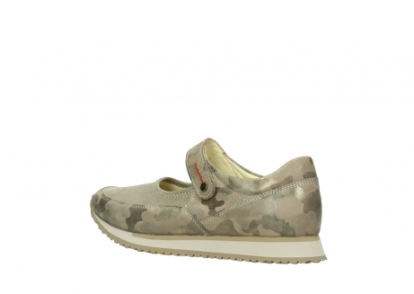 wolky mary janes 05805 e step 30939 camouflage stretch nubuck_3