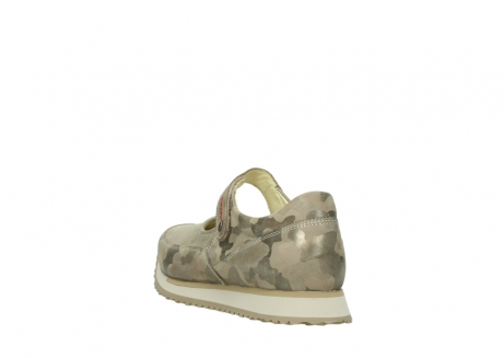 wolky mary janes 05805 e step 30939 camouflage stretch nubuck_5